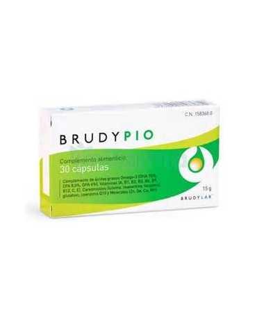 BRUDY PIO 30 CAPS