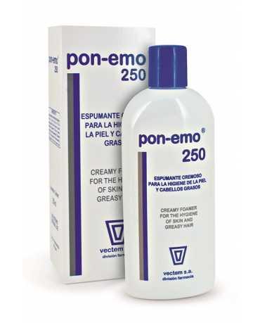 PON EMO SOLU 250 ML