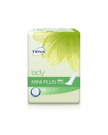 TENA LADY COMPRESA MINI PLUS16