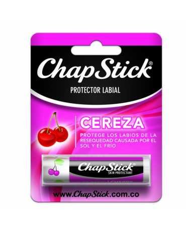 CHAP STICK LAPIZ LABIAL CEREZA
