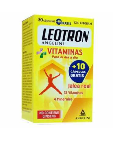 LEOTRON VITAMINAS ANGELINI 30 CAPS