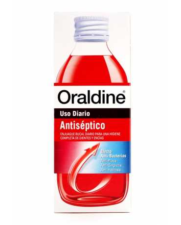 ORALDINE ANTISEPTICO 400ML