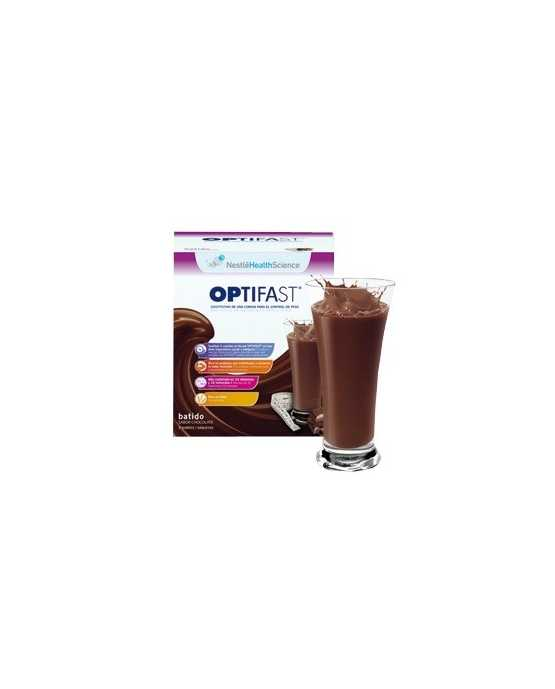 OPTIFAST CHOCOLATE 9 SOBR