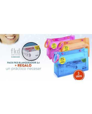 FKD BLANQUEADOR 125 ML 2X1 CON NECESER DE REGALO