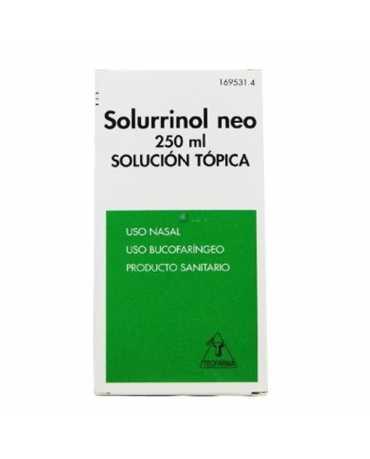 SOLURRINOL NEO SOLUCION 250 ML