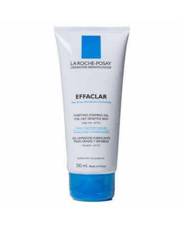 EFFACLAR GEL LIMPIADOR PURIFICANTE LA ROCHE POSAY 400 ML