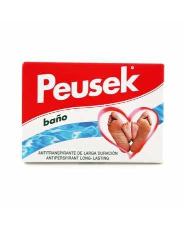 PEUSEK BAÚO DESODORANTE PIES 20 G
