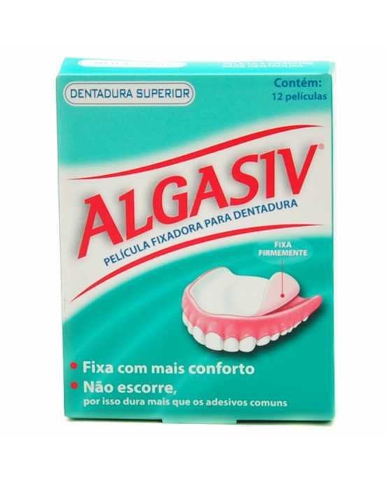 ALGASIV DENTADURA SUPERIOR 18U