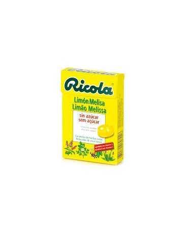 RICOLA LIMON-MELIS S AZ CAJA