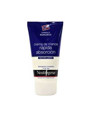 NEUTROGENA CR MANOS RAP ABS 75