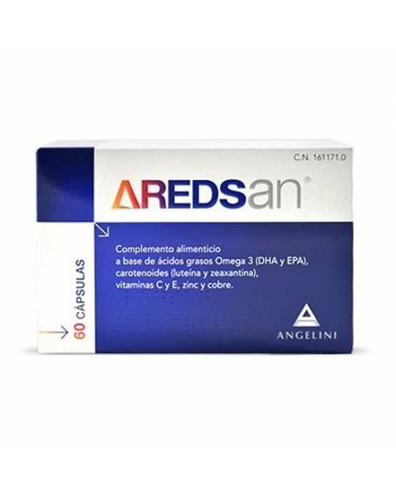 AREDSan 60 capsulas