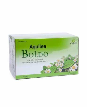 BOLDO AQUILEA INFUS 20 SOBRES
