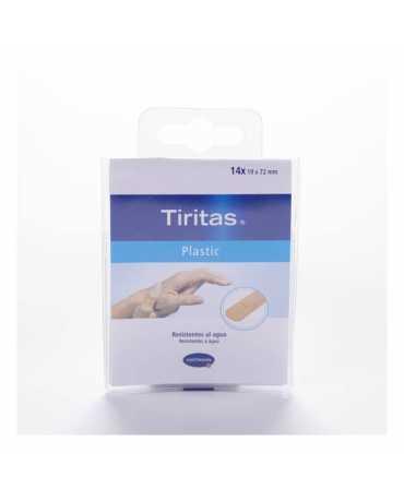 TIRITAS PLASTIC CARTERITA 14 U