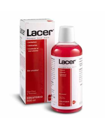 LACER COLUT SIN ALCOHOL 500 ML