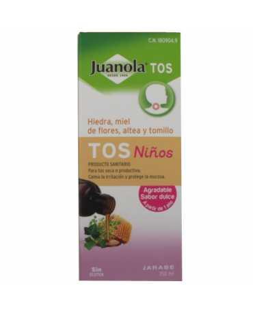 JUANOLA TOS NIÑOS JARABE 150 ML.