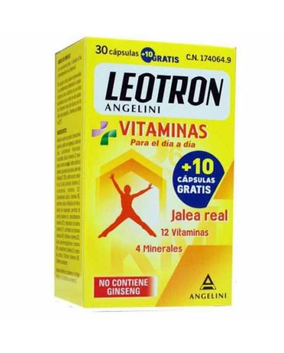 LEOTRON VITAMINAS 30 CAPS