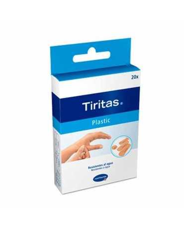 TIRITAS PLAST 20 TIRAS SURT