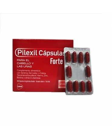 Pilexil Cápsulas Forte 100 cápsulas
