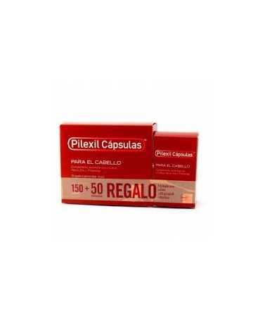 PILEXIL CAPSULAS 150+50