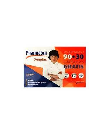 PHARMATON COMPLEX 90+30 GRATIS