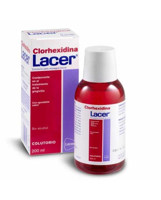 LACER COLUT CLORHEXIDIN 200 ML