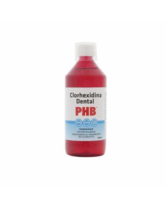 PHB CLORHEXIDINA DENTAL 500 ML