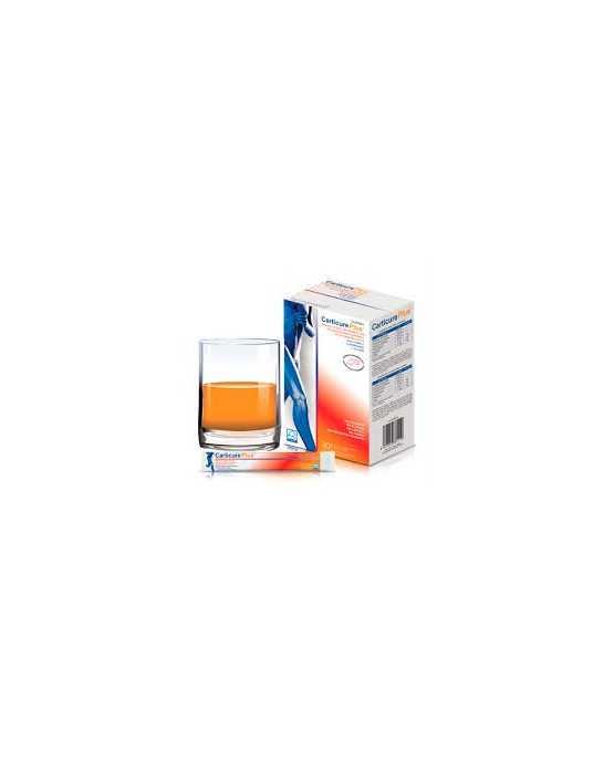 CARTICURE PLUS SOBRES CONDROITINA + GLUCOSAMINA + COLAGENO 30 SOBRES