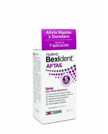 BEXIDENT AFTAS SPRAY BUCAL PROTECTOR 15 ML
