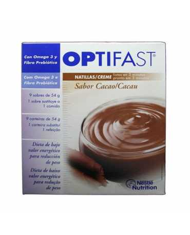 OPTIFAST NATILLAS CHOCOL 9SOBR