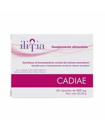 ILITIA CANDIDAE 60 CAPS
