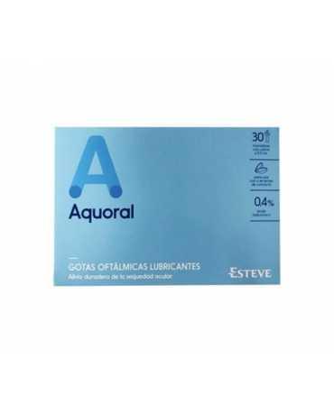 AQUORAL 0,4% 0,5 ML 20 MONOD