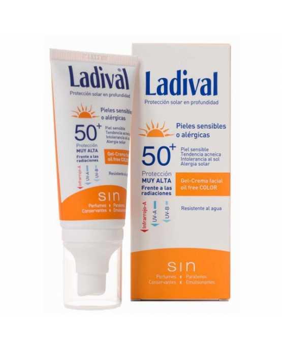 LADIVAL PIEL SENSIB 50+ 75 ML
