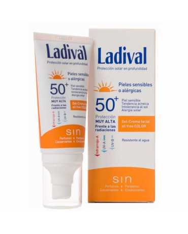 LADIVAL PIEL SENS COLOR 50+ 50