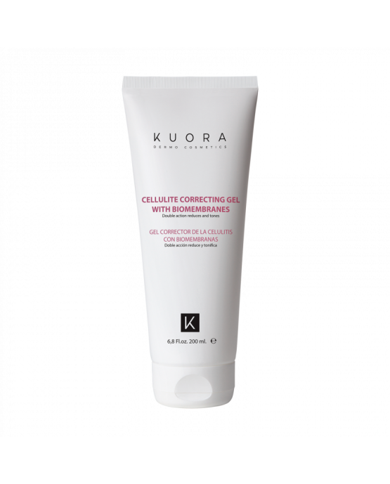 KUORA GEL CORRECTOR CELULITIS CON BIOMEMBRANAS 200 ML