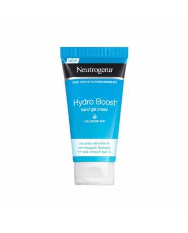 NEUTROGENA HYDRO BOOST CREMA DE MANOS HIDRATANTE  GEL 75 ML