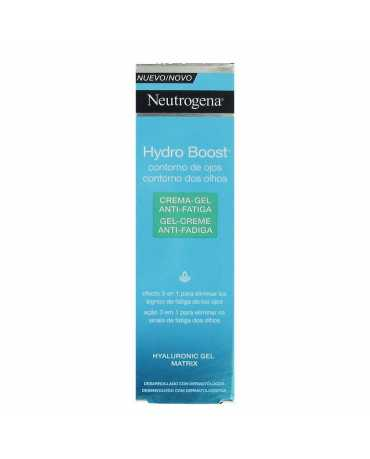 NEUTROGENA HYDRO BOOST CONTORNO OJOS ANTI-FATIGA CREMA-GEL 15 ML