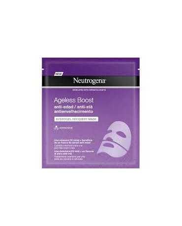 NEUTROGENA AGELESS BOOST HYDROGEL RECOVERY MASK ANTI-EDAD 30 ML