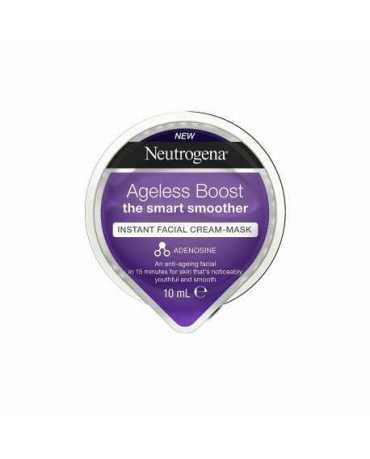 NEUTROGENA AGELESS BOOST EXPRESS FACIAL CREAM-MASK ANTI-EDAD 10 ML