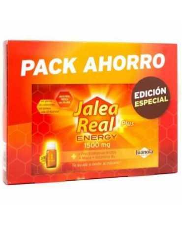 JUANOLA DUPLO JALEA REAL ENERGY PLUS 2X14 VIALES
