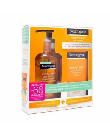 NEUTROGENA VISIBLY CLEAR SPOT PROOFING PACK