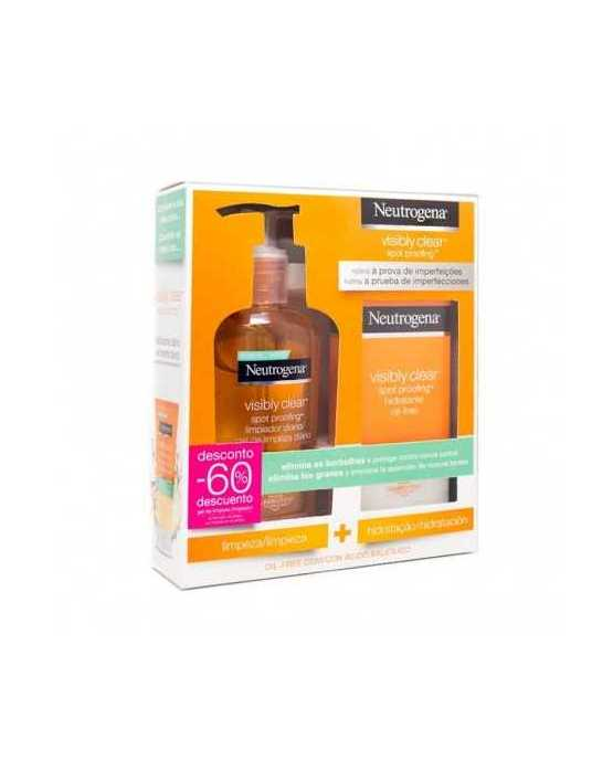 NEUTROGENA VISIBLY CLEAR PACK PROMOCION