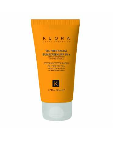 KUORA GEL FAC OILFREE F50+50*
