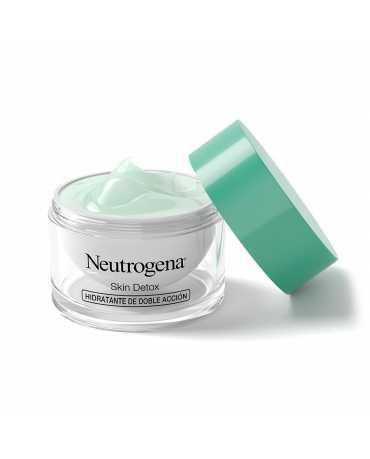 NEUTROGENA DETOX HIDRATANTE DOBLE ACCION 50 ML
