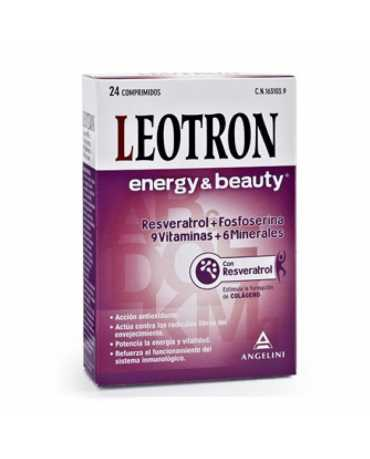 LEOTRON ENERGY & BEAUTY  24 COMP