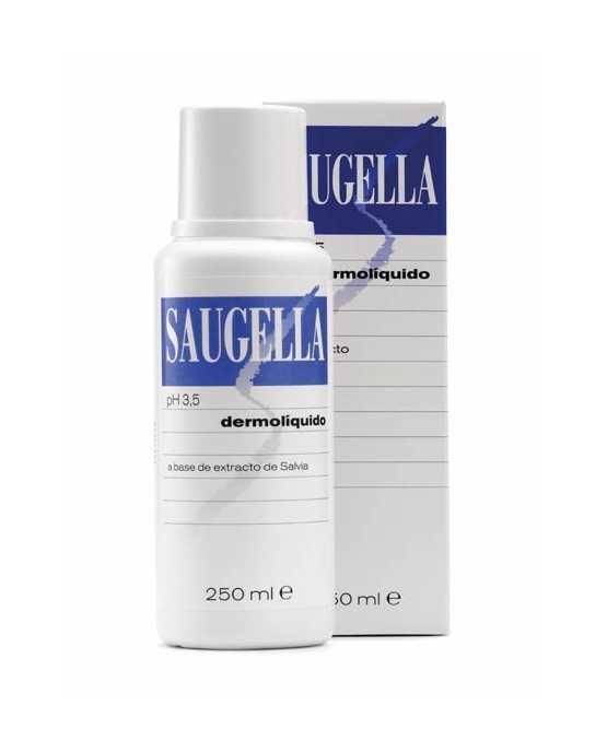 SAUGELLA DERMOLIQUIDO 250 ML